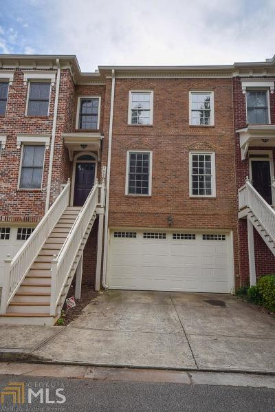 Atlanta Condo/Townhouse New: 2669 Colgan Court SE