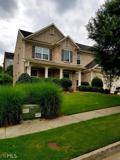 Suwanee Single Family Home New: 1632 Belmont Creek Pt