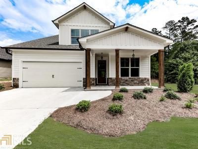 Ball Ground Single Family Home New: 214 Harris Ct