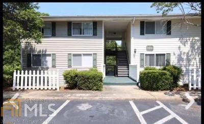 Dekalb County Condo/Townhouse For Sale: 1414 Foxhall #3
