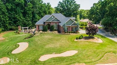 Acworth Single Family Home For Sale: 6155 Leming Dr