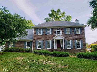 Jonesboro Single Family Home Under Contract: 2513 Thames Ct