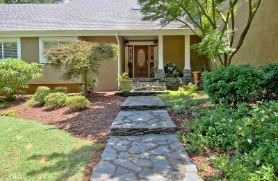 Fayette County Single Family Home For Sale: 104 Smokerise Trce