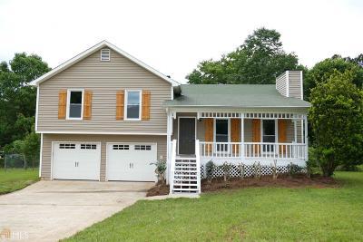 Douglasville Single Family Home New: 19 Joy Dr