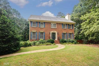 Fayette County Single Family Home For Sale: 185 Wyngate Cir