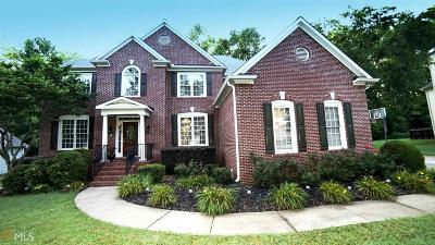 Kennesaw Single Family Home New: 3885 NW Greensward Vw #8