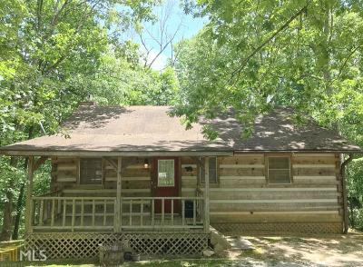 Cleveland Single Family Home New: 222 Windy Acres Rd
