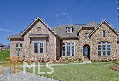 Suwanee Single Family Home New: 6325 Waxhaw Pl