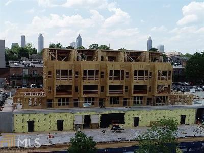 Atlanta Condo/Townhouse New: 661 Auburn Ave #9