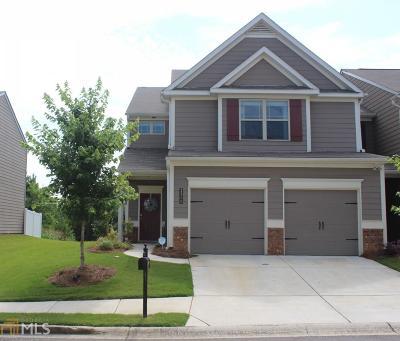 Single Family Home New: 3388 Castleberry Village Cir