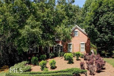 Woodstock Single Family Home New: 1124 Towne Lake Hills