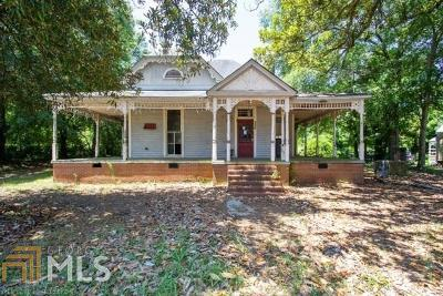Barnesville Single Family Home For Sale: 226 Atlanta St