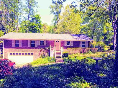 Douglas County Single Family Home New: 3157 Beechwood Drive