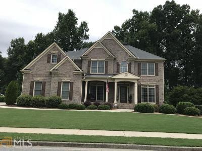 Kennesaw Single Family Home New: 5154 Cherokee Rose Lane NW