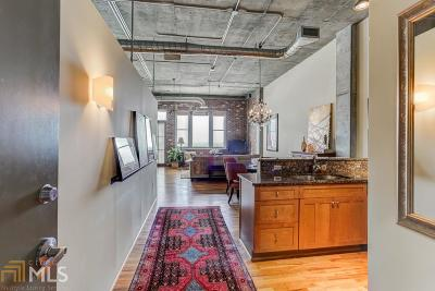 Mathieson Exchange Lofts Condo/Townhouse Under Contract: 3180 Mathieson Dr #1102