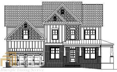 Single Family Home New: 4710 White Blossom Court #58
