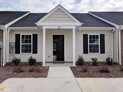 Statesboro Condo/Townhouse For Sale: 148 Buckhaven Way #40B