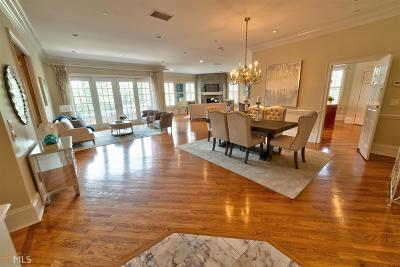 The Winston Condo/Townhouse For Sale: 3657 Peachtree Rd #4B