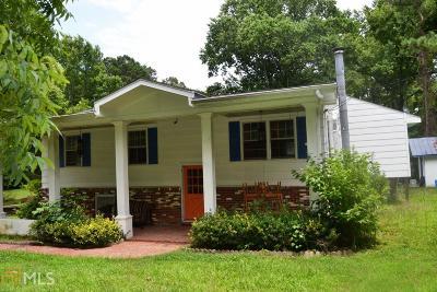 Conyers Single Family Home New: 3689 Irwin Bridge