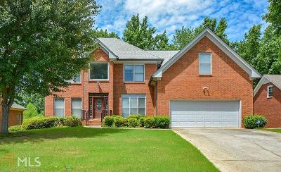 Stone Mountain Single Family Home Under Contract: 5636 Summer Meadow Pass