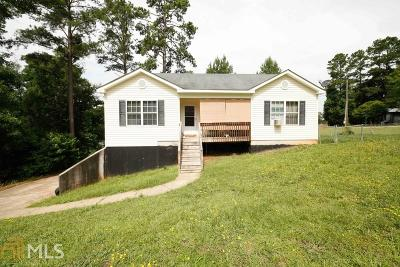 Butts County, Jasper County, Newton County Single Family Home For Sale: 20 Laney Ct