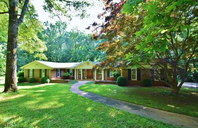 Hall County Single Family Home For Sale: 7712 Barkers Bend Dr