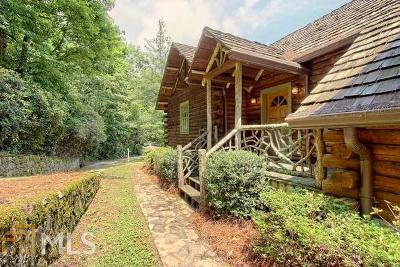 Rabun County Single Family Home For Sale: 273 Kelsey Mountain Rd