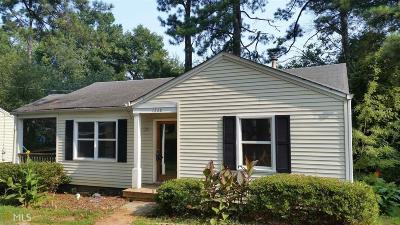 Marietta Single Family Home New: 1249 Kasandra Drive SE