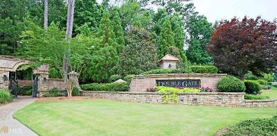 Alpharetta Single Family Home New: 125 Foalgarth