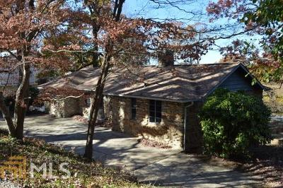 Demorest Single Family Home Under Contract: 161 McMillan Ave