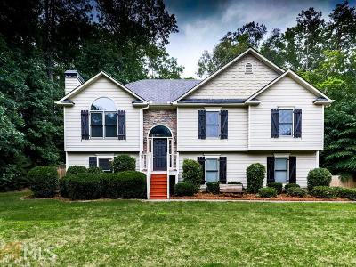 Ball Ground Single Family Home Under Contract: 83 Barrel Way