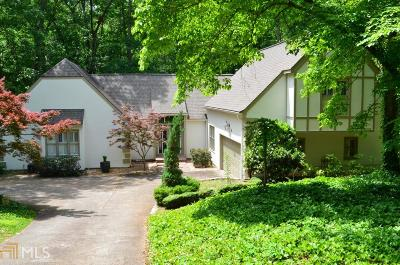 Roswell Single Family Home New: 70 Connemara Rd