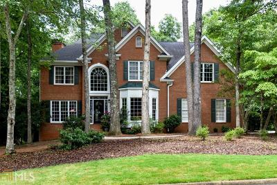 Alpharetta GA Single Family Home New: $540,000