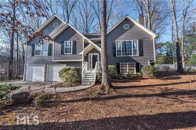 Acworth Single Family Home New: 22 Boones Ridge Drive SE