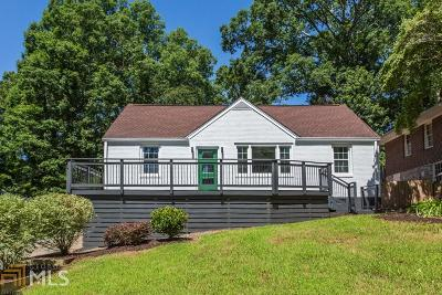 Decatur Single Family Home For Sale: 824 Gardenia Ln