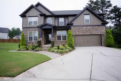 Snellville Single Family Home For Sale: 3413 Park Estates Ln