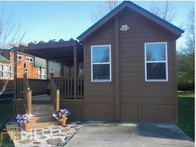 Cleveland Single Family Home New: 483 Elkmont Trail #71