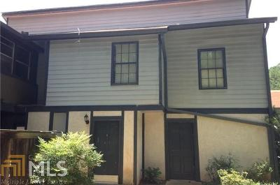 Stone Mountain Condo/Townhouse Back On Market: 1415 Stone Mill Trce