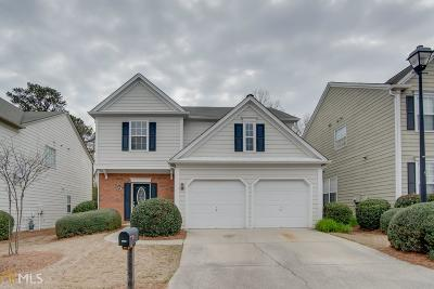 Atlanta Single Family Home New: 2596 Alvecot Circle