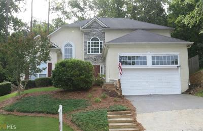 Acworth Single Family Home New: 4968 Niagara Drive NW