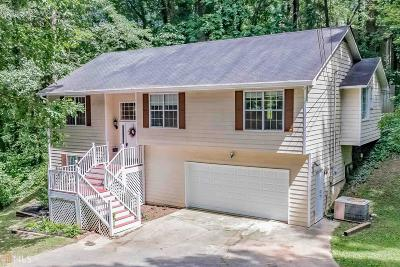 Woodstock Single Family Home New: 208 Bascomb Springs Ct