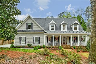 Atlanta Single Family Home New: 110 Forrest Lake Dr