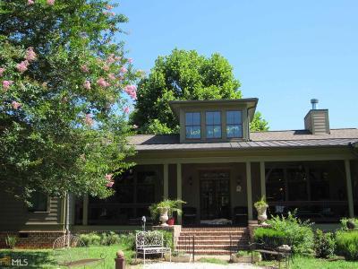 Coweta County Single Family Home Under Contract: 335 Bethlehem Church Rd