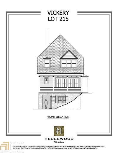 Single Family Home New: 6605 Five Oaks Road