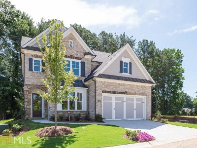 Alpharetta GA Single Family Home New: $664,900