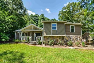 Roswell Single Family Home New: 555 Ramsdale Dr