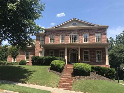 Suwanee Single Family Home For Sale: 4821 Tarry Post Ln