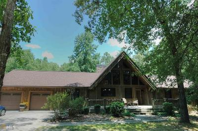 Senoia Single Family Home Under Contract: 1440 Line Creek Rd