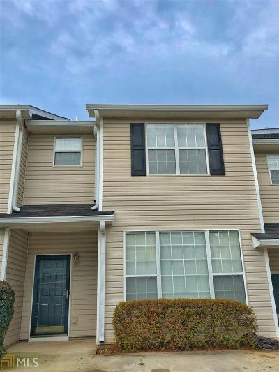 Coweta County Condo/Townhouse Under Contract: 503 Rosewood Ln
