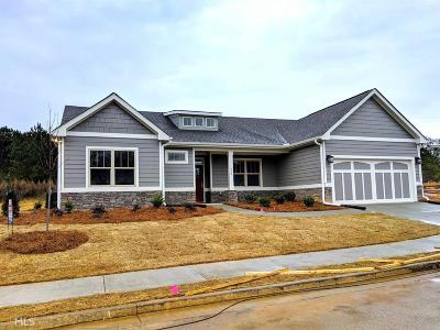 Conyers Single Family Home New: 1558 Renaissance Dr #62